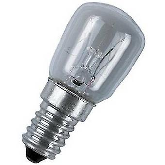 OSRAM Refrigerator lamp EEC: E (A++ - E) 57 mm 230 V E14 25 W Special shape dimmable 1 pc(s)