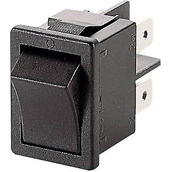 Marquardt Toggle switch 1858.1102 250 V AC 10 A 2 x Off/On IP40 latch 1 pc(s)