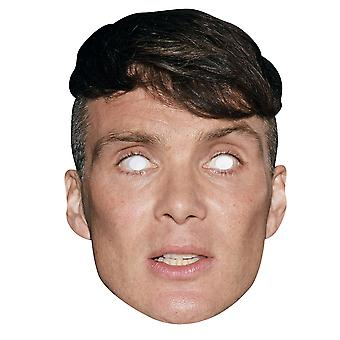 Cillian Murphy 2D Single Card Party Fancy Dress Mask