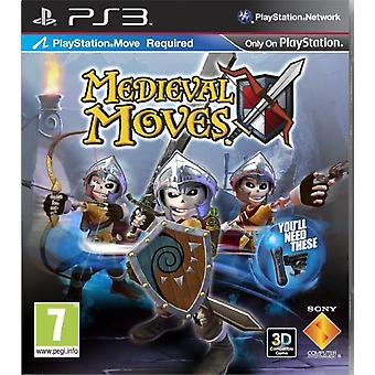 Gra PS3 Medieval Moves: