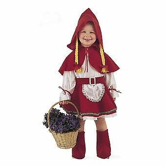 Little Red Riding Hood child costume fairytale girl costume