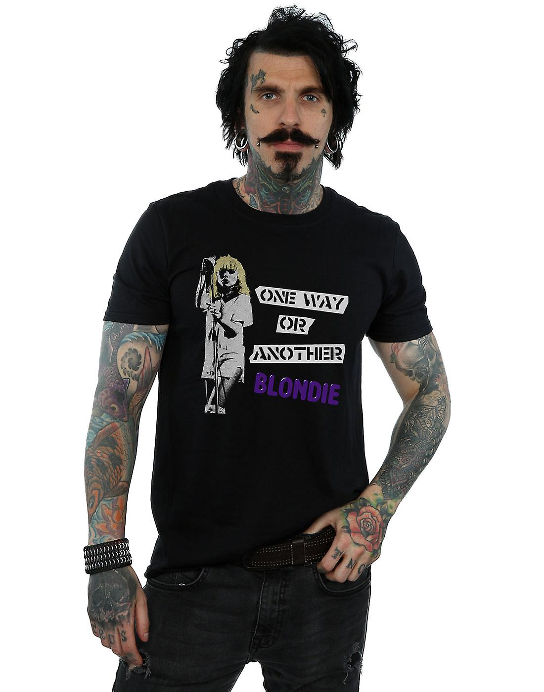 Blondie Men's One Way Or Another T-Shirt