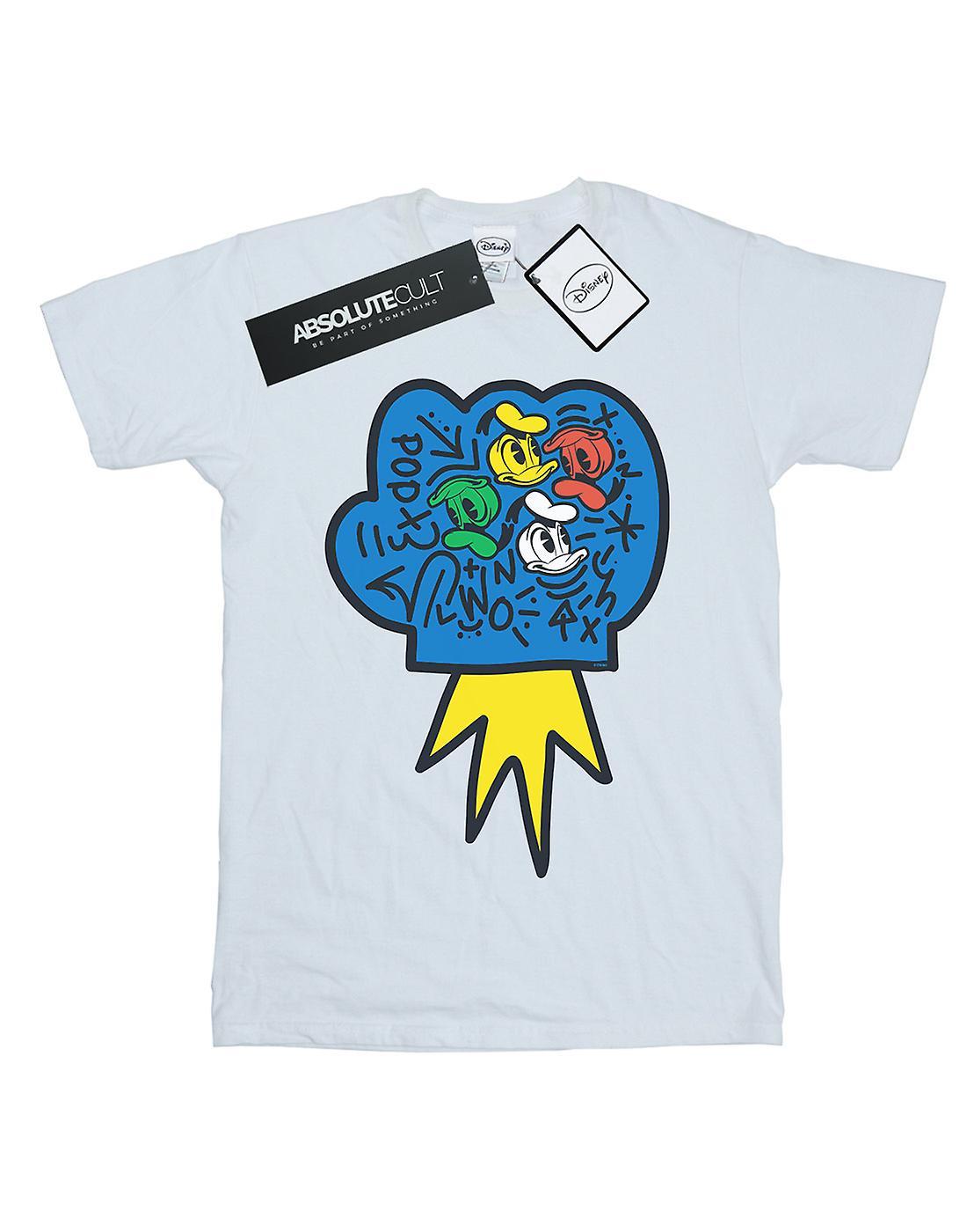 Disney Boys Donald Duck Pop Fist T-Shirt