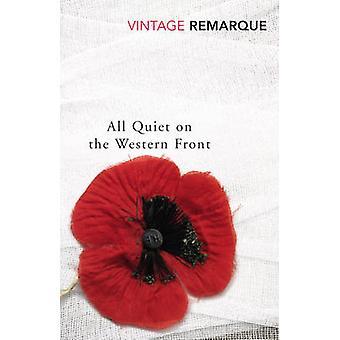 All Quiet na froncie zachodnim przez Erich Maria Remarque - Brian O. Mur