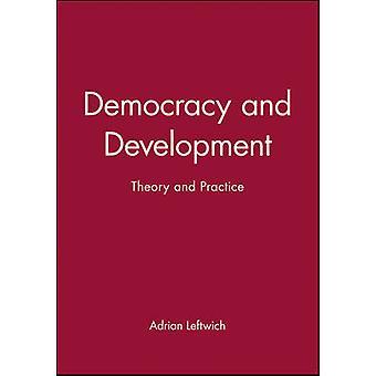 Democratie en ontwikkeling - theorie en praktijk door Adrian Leftwich - 9