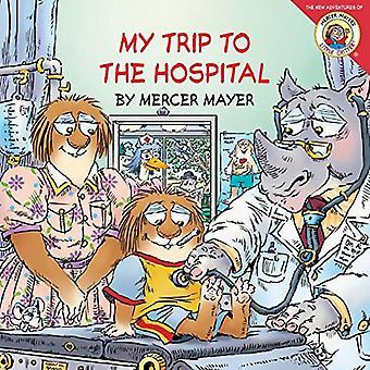 Min resa till sjukhuset med andra (lilla Critter 8 x 8)