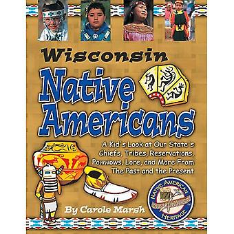 Wisconsin Indians (Paperback) (Native American Heritage)