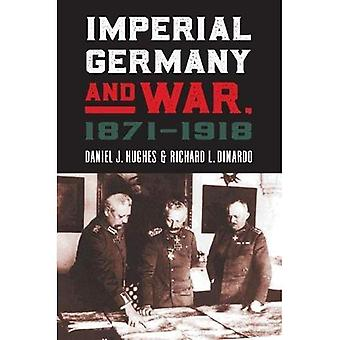 Germania imperiale e guerra, 1871-1918
