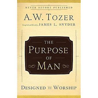Der Zweck des Menschen: zur Anbetung