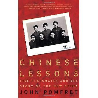 Chinese lessen: Vijf klasgenoten en het verhaal van de nieuwe China