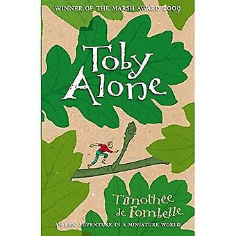 Toby alleen