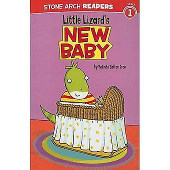 Nuevo bebé de pequeño lagarto