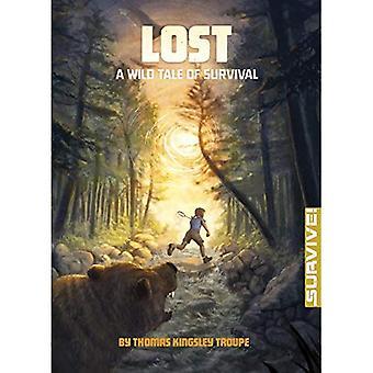 Tabt: En vilde fortælling om overlevelse (overleve!)