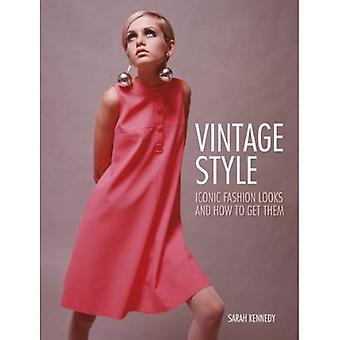 Vintage-Stil: Kultige Mode aussieht und wie man sie erhält