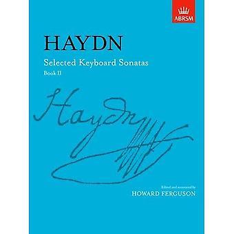 Haydn ausgewählte Tastatur Sonaten: BK 2 (Unterschrift S.
