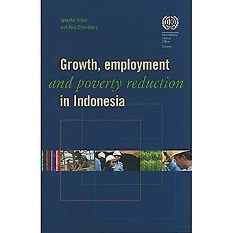 Groei, werkgelegenheid en de vermindering van de armoede in Indonesië