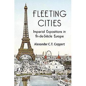 Fleeting Cities: Imperial Expositions in Fin-de-Siecle� Europe: 2010