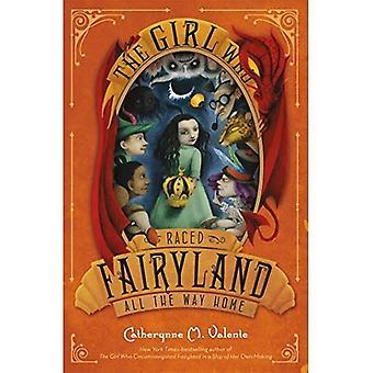 La ragazza che ha corso Fairyland All the Way Home (Fairyland)