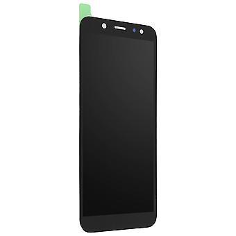 Pantalla LCD para Samsung Galaxy A6 completo negro Compatible Pack de pantalla táctil