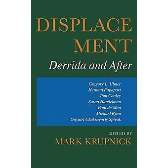 Desplazamiento Derrida y después Krupnick y marca