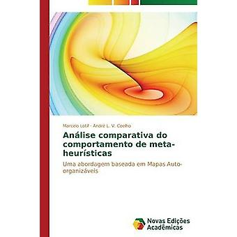Anlise comparativa comportamento de metaheursticas par Lotif Marcelo
