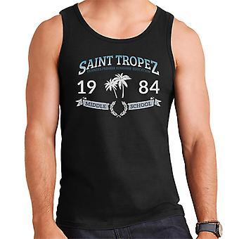 Saint Tropez 1984 Middle School Men's Vest