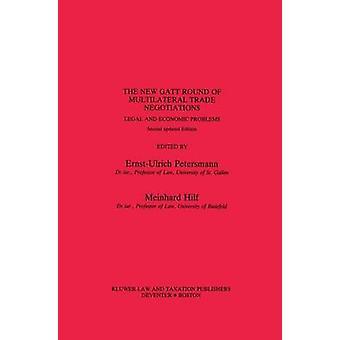 El GATT nueva ronda de negociaciones comerciales multilaterales por Petersmann