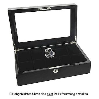 Augusta watch box for 10 watches black high-gloss finish 5569.1026