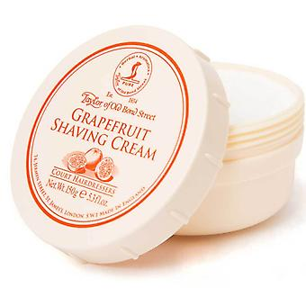 Taylor of Old Bond Street Grapefruit Shaving Cream Tub