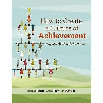 How to Create a Culture of Achievement in Your School and Classroom b