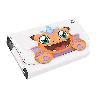 Funda protectora de Monster (3DS XL/2DS XL/3DS)