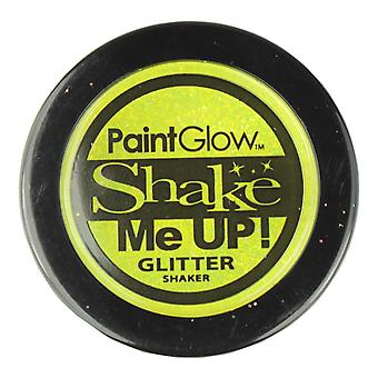 PaintGlow Glitter Shaker UV Lemon sorbet