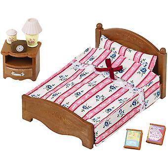 سرير مزدوج شبه الأسر سيلفانيان