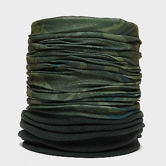 Új Berghaus Unisex Gyapjú bélelt nyak Gaiter khaki