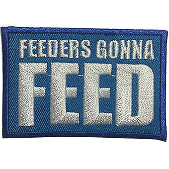 Patch - Video Games - Feeders Gonna Feed Icon-On p-dsx-4709