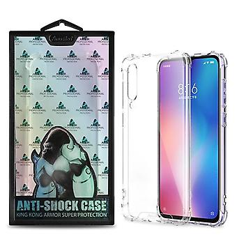 Xiaomi Mi 9 SE Case Transparent - Anti-Shock