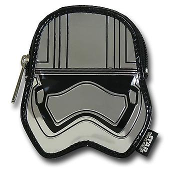 Star Wars Force Réveille le capitaine Phasma Coin Purse