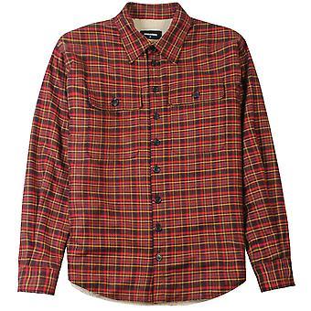 Dsquared2 DSquared2 市松模様のフリースシャツ