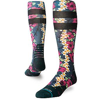Stance Thorn Beach Snow Socks in Green