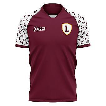 2019-2020 Livorno Home Concept Fußball Shirt