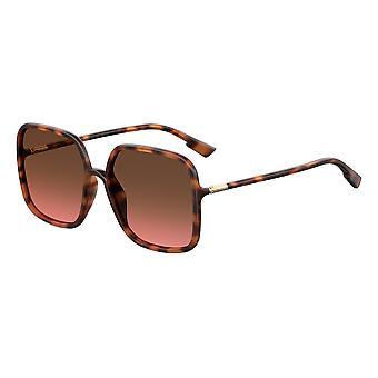 Dior So Stellaire 1 086/86 Dark Havana/Brown Gradient Sunglasses