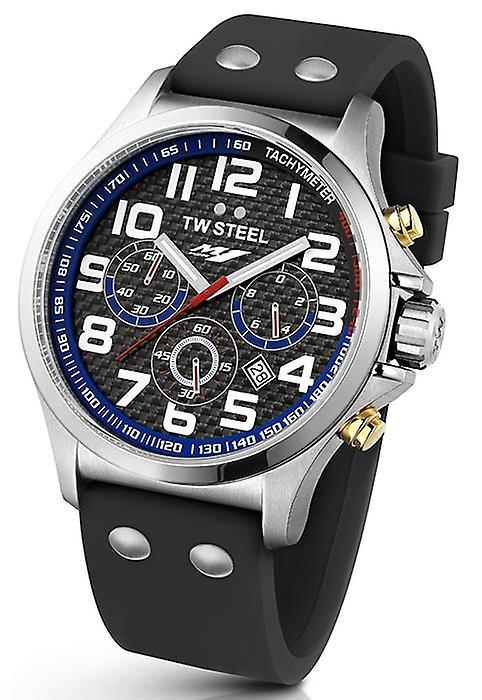 Tw Steel Tw927 Yamaha Factory Racing Watch 48mm