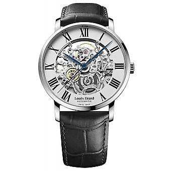 Louis Erard 81233AA22.BDC02 Excellence Collection Automatic Wristwatch
