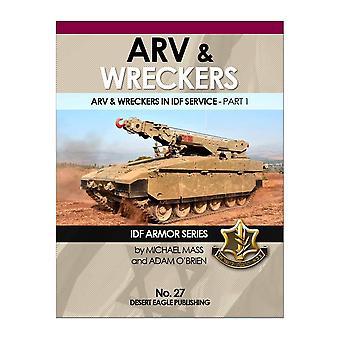 Desert Eagle Book No27  ARV & Wreckers