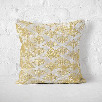 Meesoz tyynyn päällinen-kulta Vintage