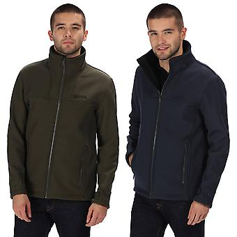 Regatta Mens Conlan Softshell Windproof Full Zip Jacket