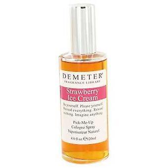 Demeter jordgubbs glass av Demeter Cologne spray 4 oz (damer) V728-429255