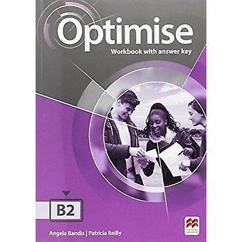 Optimise B2 Workbook with key by Malcolm Mann