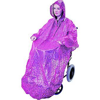Aidapt poncho voor rolstoel - 100% waterproof