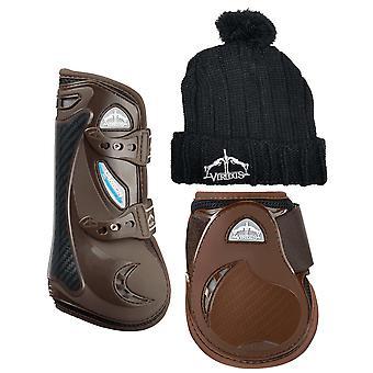 Veredus Vento Christmas Kit C/w Bobble Hat - Brown